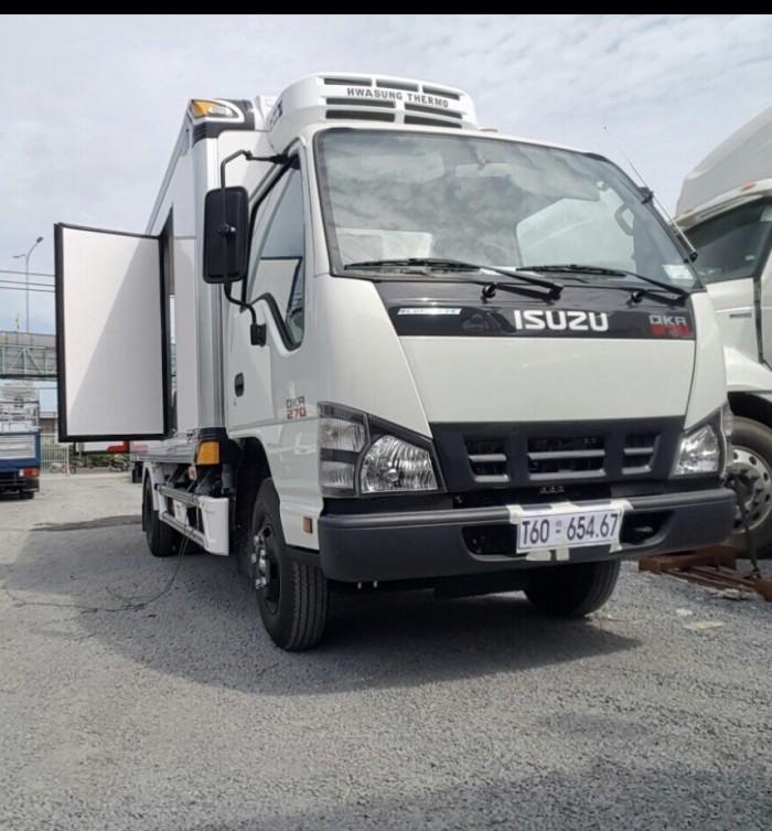 Isuzu QKR sản xuất năm 2018 Xe tải động cơ Dầu diesel
