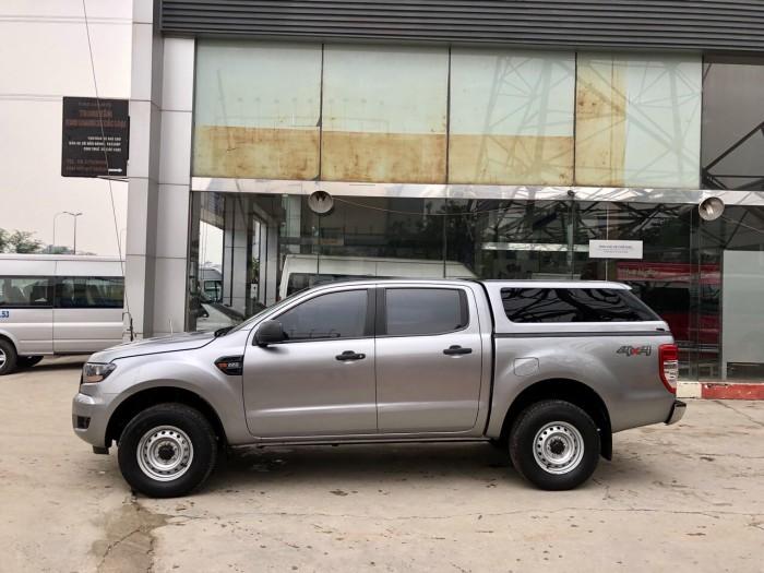 Ranger XL, 2015 mẫu mới, 2 cầu điện, màu bạc