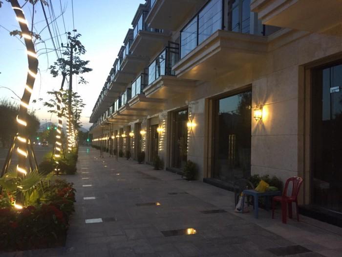 Mở bán nhà phố thương mại kinh doanh sầm uất nhất Liên Chiểu - Đà Nẵng