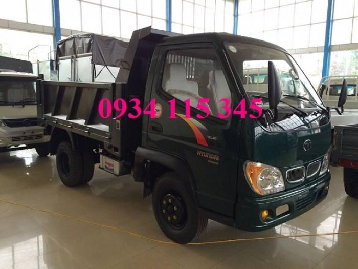 Xe Ben 2T4 -2.4 tấn -2 tấn 4 - 2.4T TMT   Máy Hyundai   Công Ty Ô Tô Tây ĐÔ 6