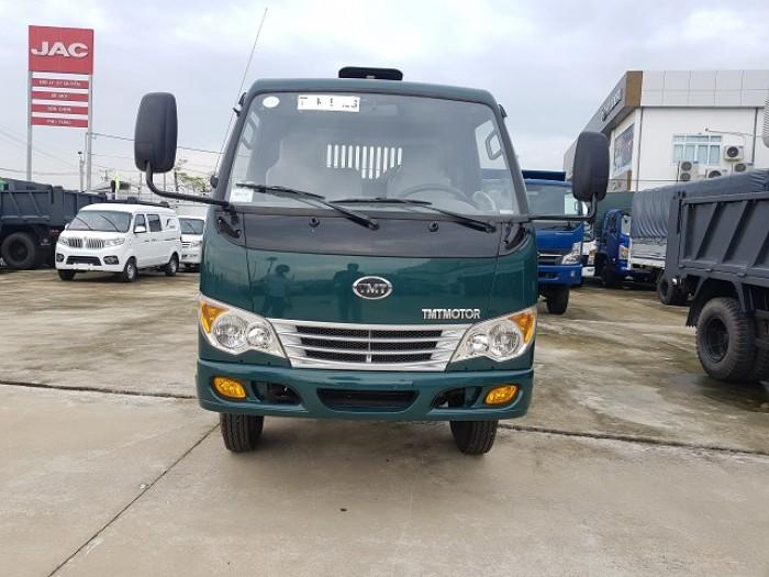 Xe Ben 2T4 -2.4 tấn -2 tấn 4 - 2.4T TMT   Máy Hyundai   Công Ty Ô Tô Tây ĐÔ 3