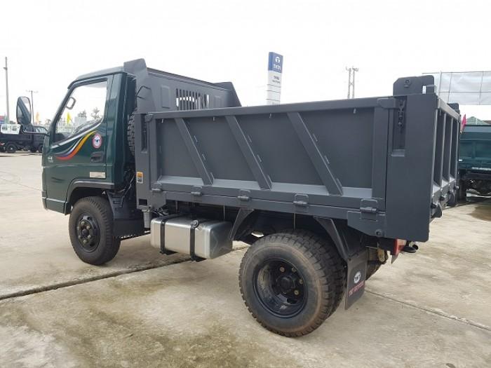Xe Ben 2T4 -2.4 tấn -2 tấn 4 - 2.4T TMT   Máy Hyundai   Công Ty Ô Tô Tây ĐÔ 2