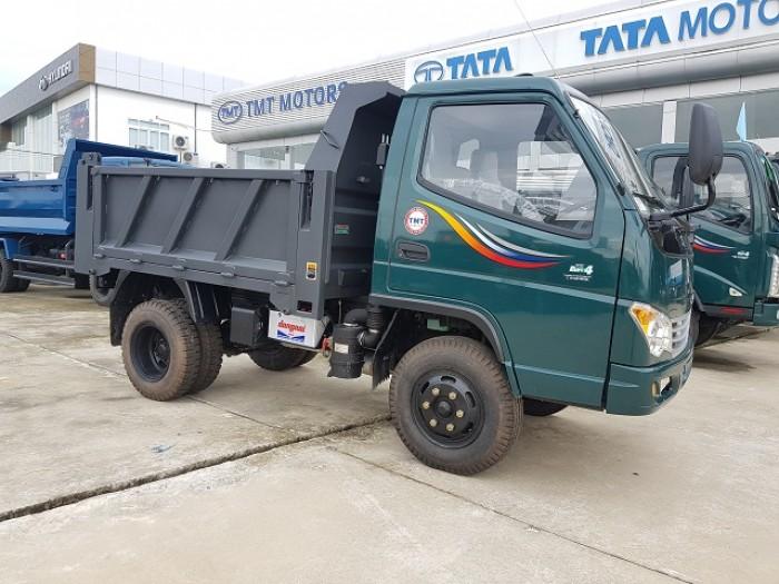 Xe Ben 2T4 -2.4 tấn -2 tấn 4 - 2.4T TMT   Máy Hyundai   Công Ty Ô Tô Tây ĐÔ 1