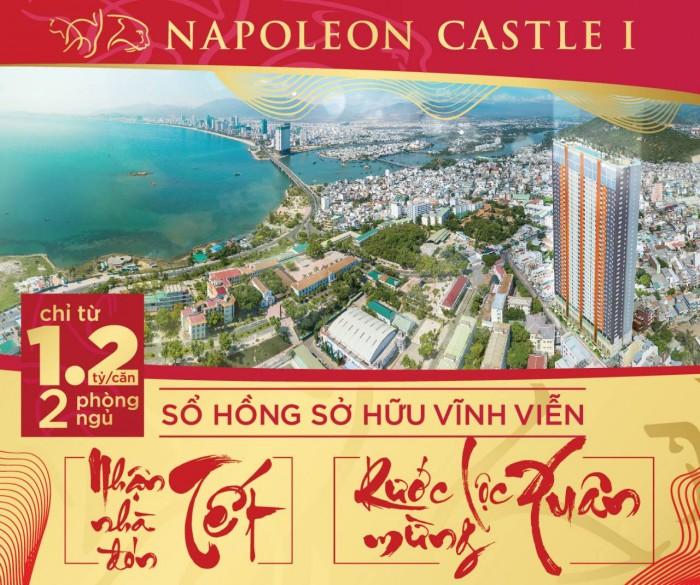 Đón năm heo vàng, quà tặng ngập tràn với Napoleon Castle Nha Trang