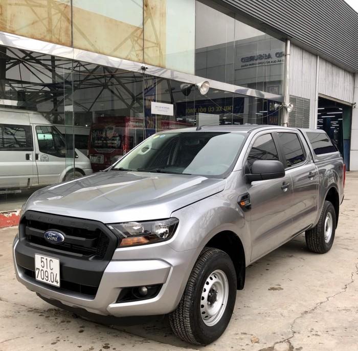 Bán Ford Ranger 4x4MT sx 2015 màu bạc 4