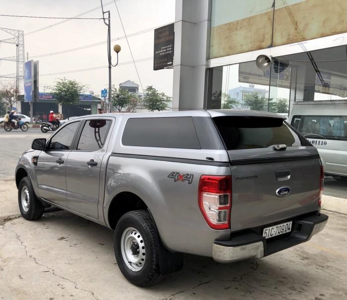 Bán Ford Ranger 4x4MT sx 2015 màu bạc 8