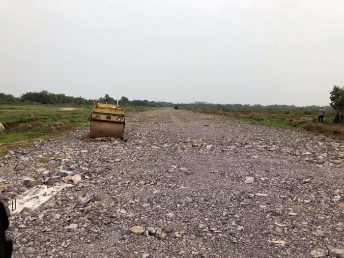 Bán đất mặt tiền đường Tam Đa – Nguyễn Duy Trinh, quận 9, 80m2