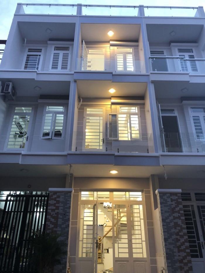 Bán nhà Huỳnh Tấn Phát. Nhà Bè, có nhiều căn đẹp để bán giá rẻ