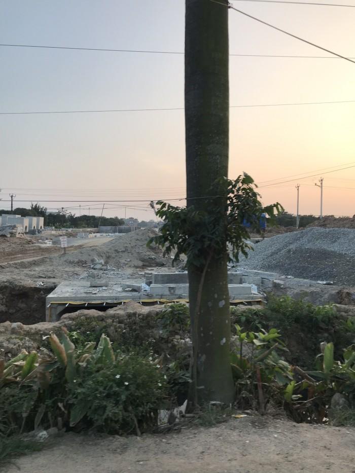 Dự án đất thổ liền kề gần Bến xe Gia Lâm, 101m2