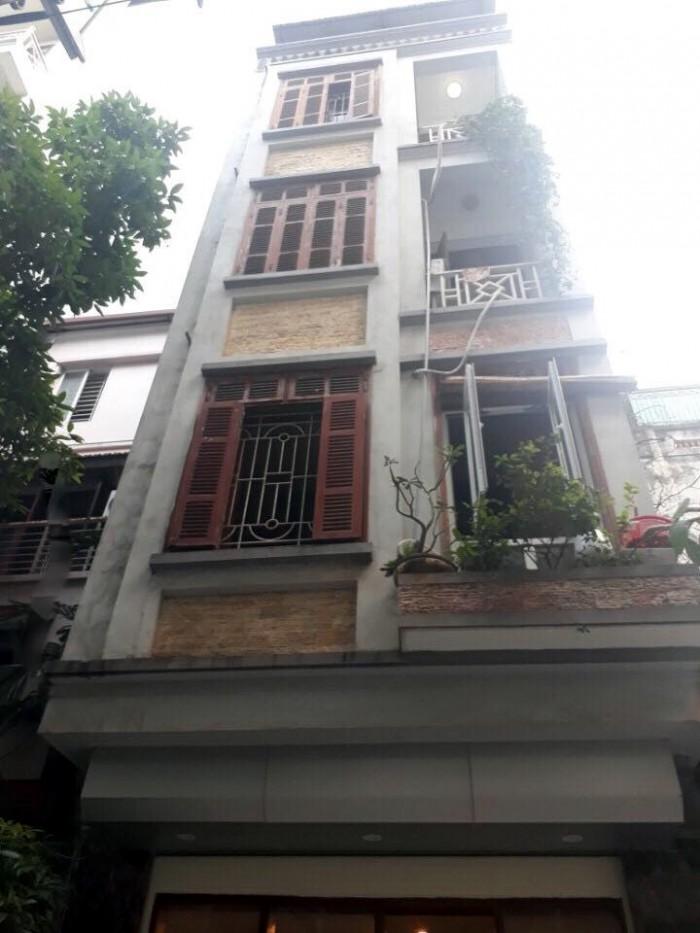 Chính chủ bán nhà HXH Lê Văn Sỹ, 42m2, 6,2 tỷ. Quận 3.