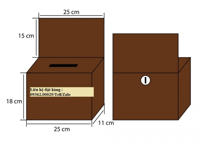 Nhận cung cấp hộp tip-box , hộp tip tiền0