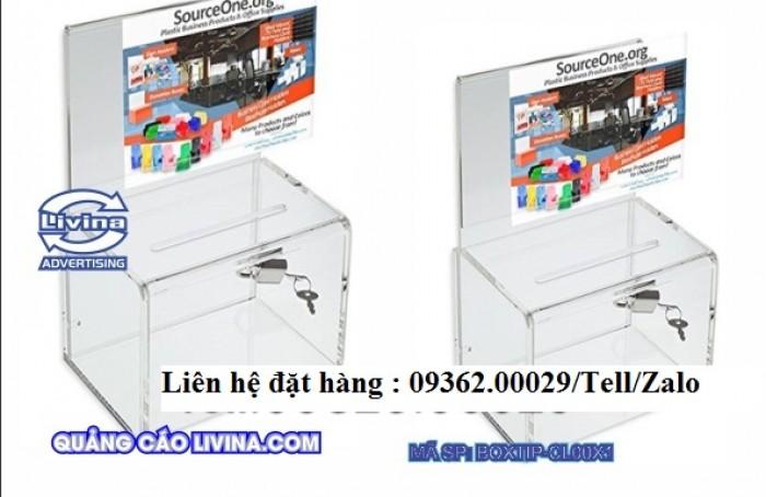 Nhận cung cấp hộp tip-box , hộp tip tiền5