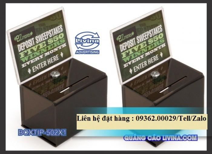 Nhận cung cấp hộp tip-box , hộp tip tiền7