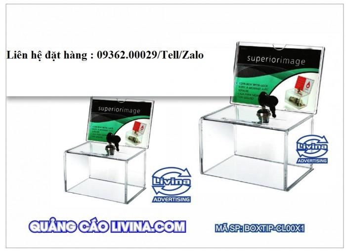 Nhận cung cấp hộp tip-box , hộp tip tiền11