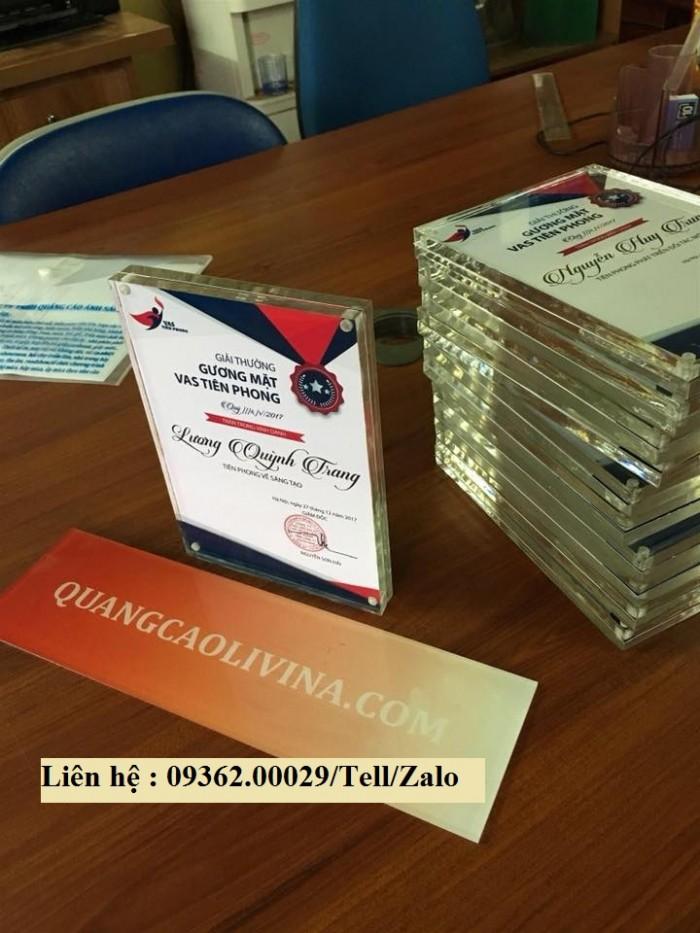 Quà tặng kỉ niệm chương, cup lưu niệm gia công theo yêu cầu9
