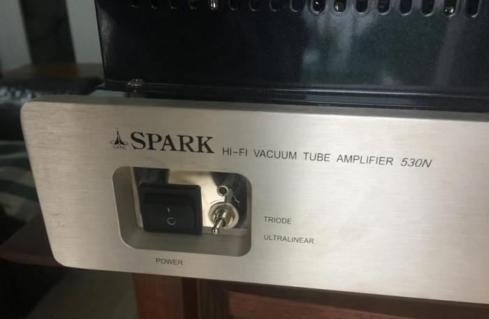Ampli đèn SPARK 530N8