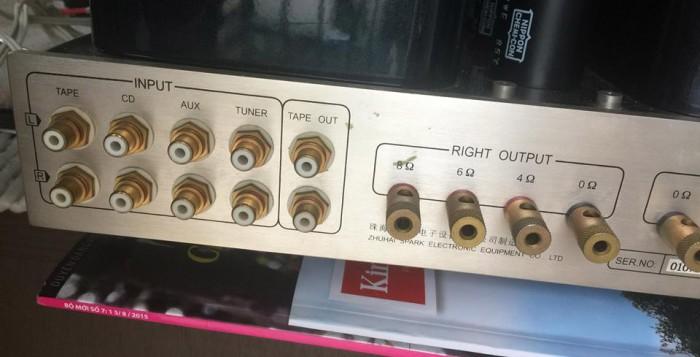 Ampli đèn SPARK 530N12