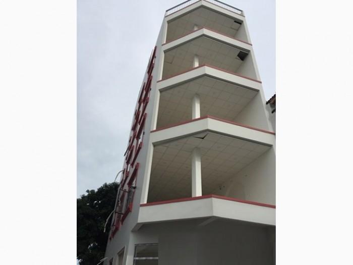 Cho thuê nguyên căn nhà mặt tiền 8 mét đường Lê Đức Thọ F6 Gò Vấp.