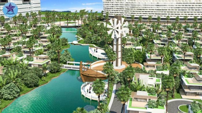 Đất nền xây biệt thự biển Vũng Tàu- giá gốc cdt