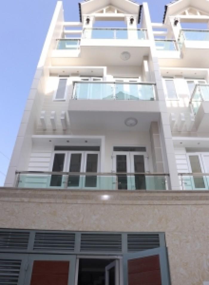 Ly hôn!!! bán nhà 168,3m2 đường Phan Văn Hớn, q.12, ngang 7.9m