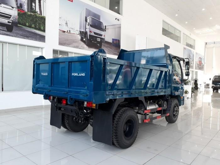 Xe Ben FD500 Euro4, Tải trọng 4990Kg, 4.1 khối, hỗ trợ trả góp ưu đãi