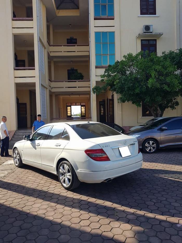 Cần bán gấp Mercedes C200 2008. Xe nữ sài kỹ