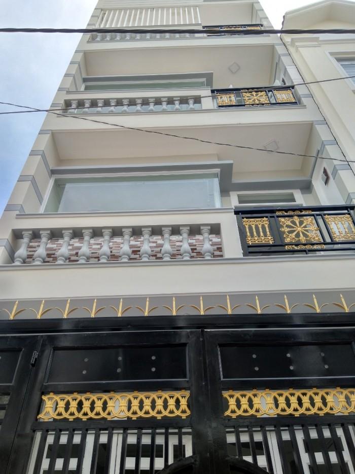 Bán nhà Huỳnh Tấn Phát, Nhà Bè, Nhà 2 lầu, sân thượng, sổ hồng sang tên, giá rẻ nhất khu vực