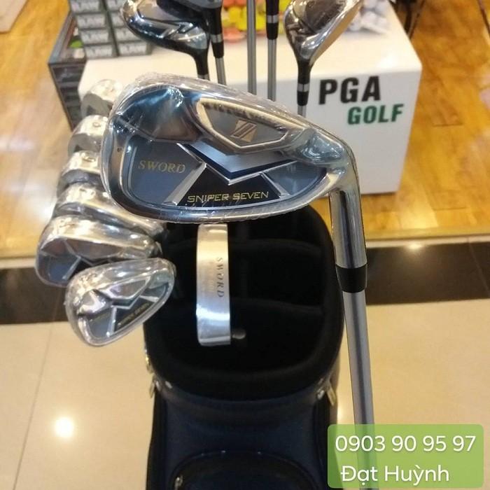 Bộ gậy golf Sword Katana mới 100% chính hãng Nhật Bản7