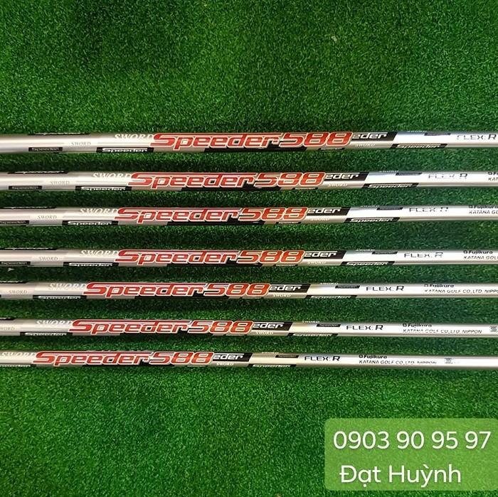 Bộ gậy golf Sword Katana mới 100% chính hãng Nhật Bản4