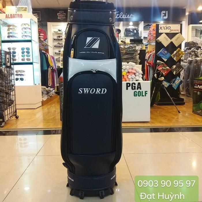 Bộ gậy golf Sword Katana mới 100% chính hãng Nhật Bản1