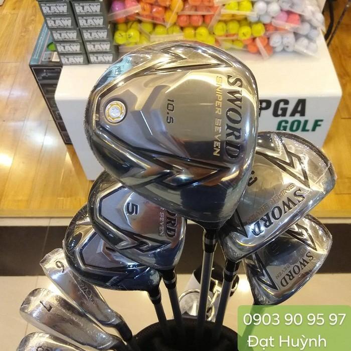 Bộ gậy golf Sword Katana mới 100% chính hãng Nhật Bản2