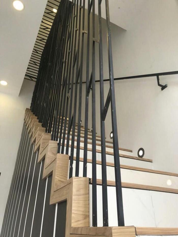 Nhà 1 Trệt 1 Lầu KDC Hạnh Phúc - Đ Nguyễn Văn Linh - Diện Tích 4,5 x 10