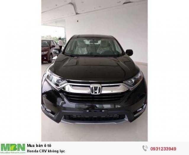Honda CR-V Số tự động Động cơ Xăng