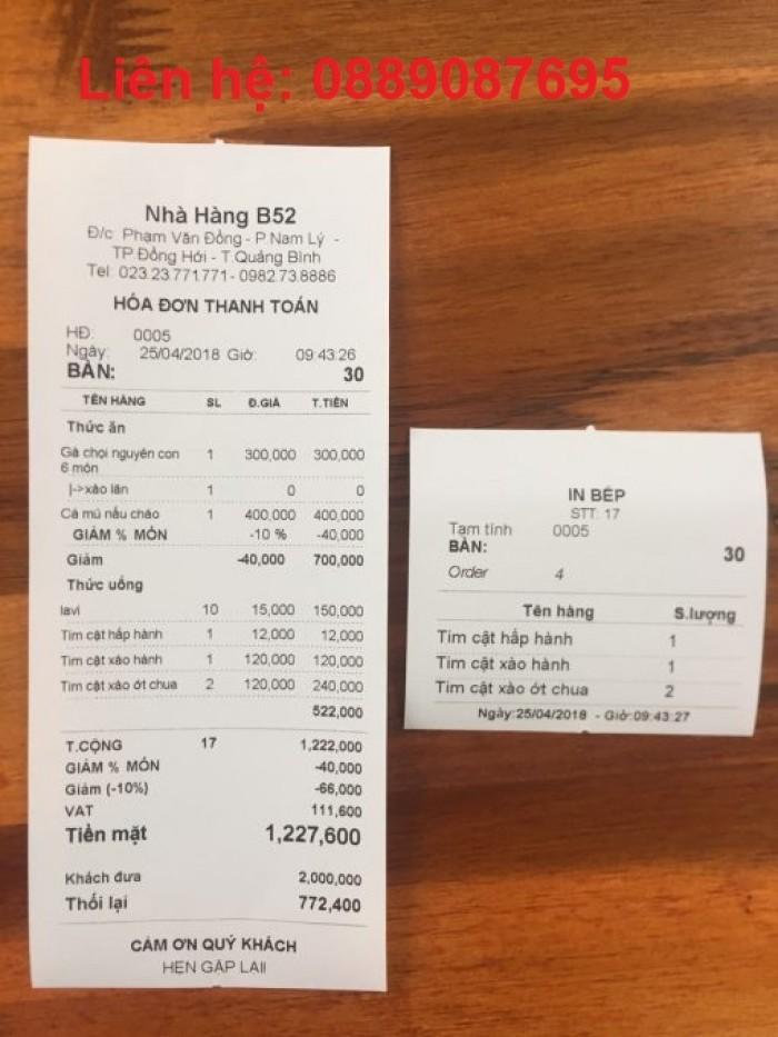 Giấy in hóa đơn giá rẻ tại Tp Hồ Chí Minh0