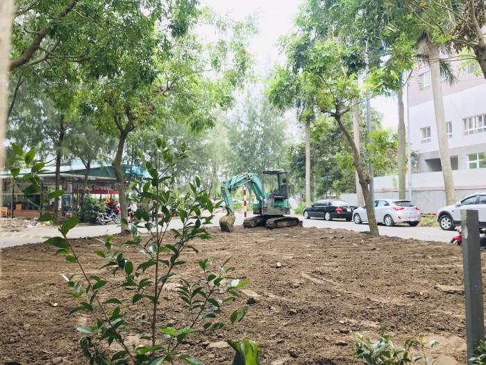Lô GÓC đối diện Aview đất nền 13C Greenlife Bình Chánh, giá 41tr/m2, 130m2
