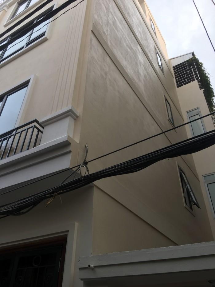 Bán nhà chính chủ Văn Quán (32m2x5T), 3,4tỷ,oto qua nhà,cách đường Trần Phú 80m.