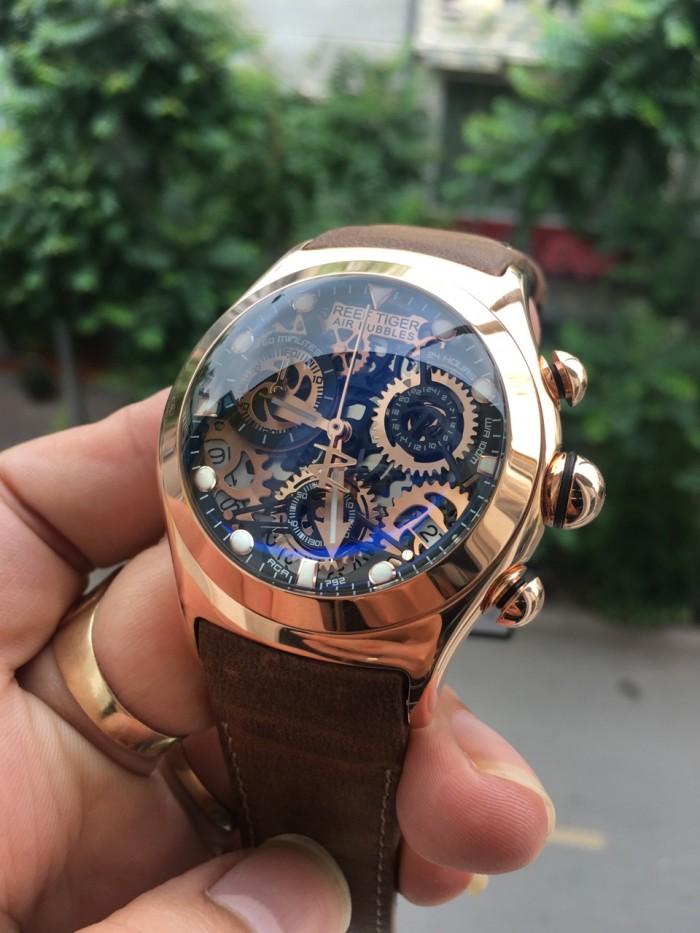 Đồng hồ nam REEF TIGER RGA792 rose gold2