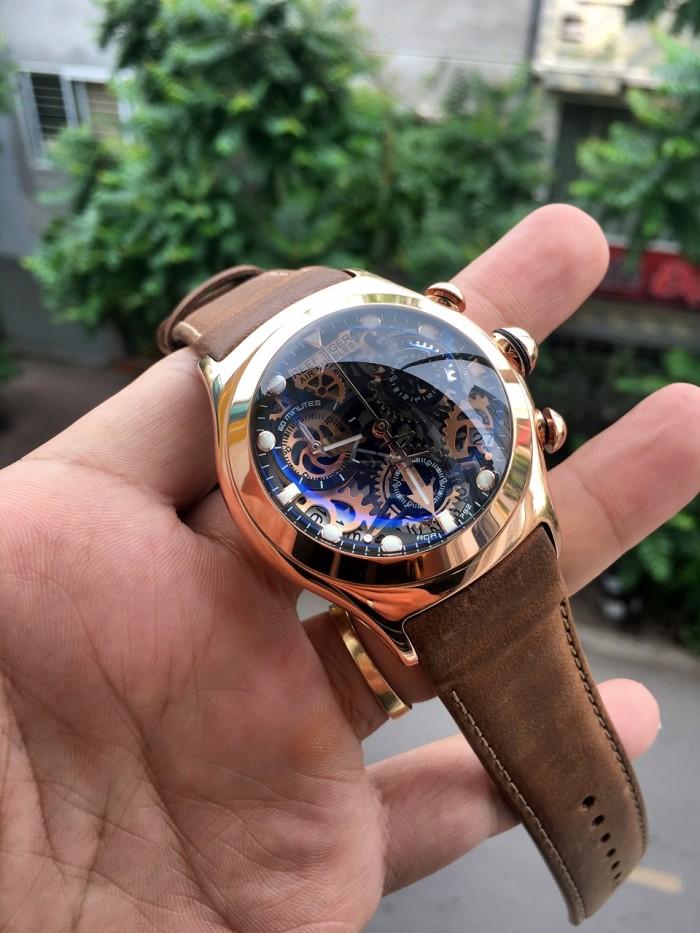 Đồng hồ nam REEF TIGER RGA792 rose gold0
