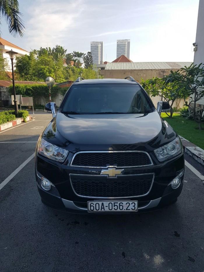 Bán xe Chevrolet Captiva 4