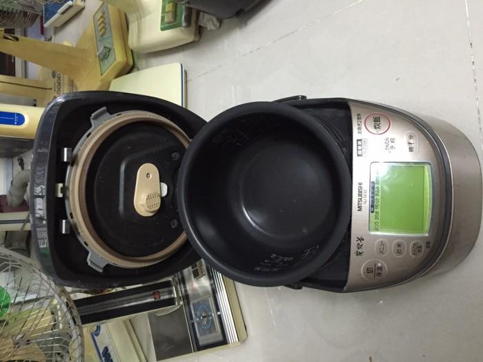 Nồi cơm điện cao tần IH mitsubishi NJ-TX10 Nhật