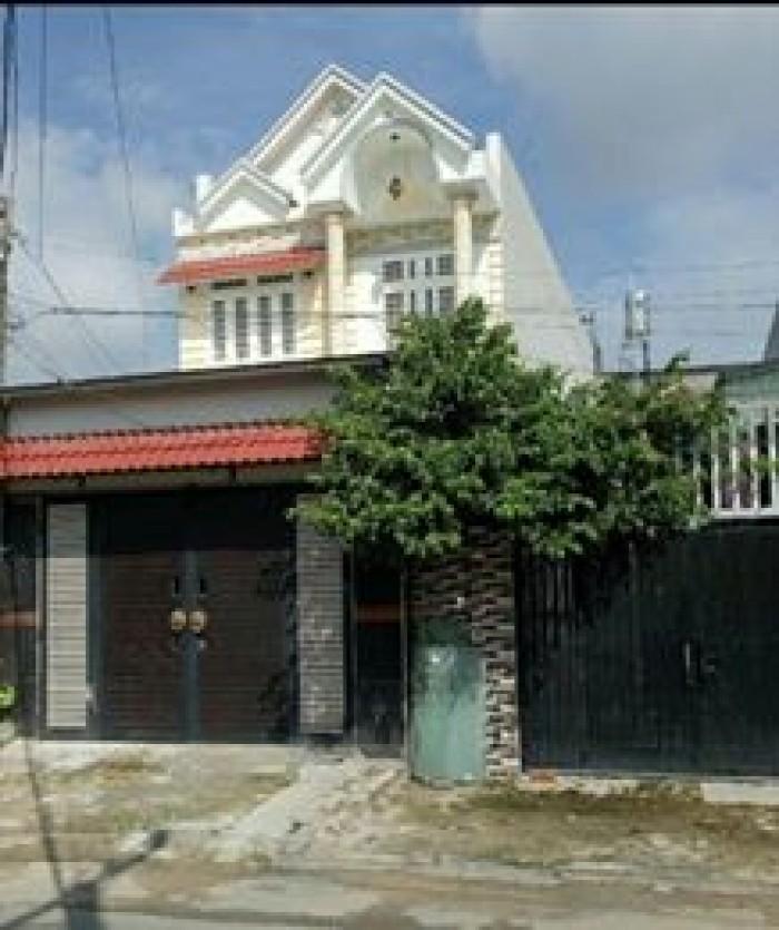Xuất Cảnh!!! Bán Biệt Thự 1022,7m2. Ngang 9.3m2. Mt Nguyễn Thị Rành, Củ Chi.