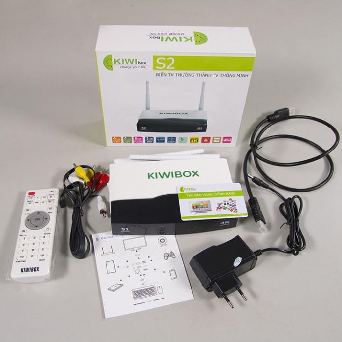 Android Kiwibox S2 trang bị Chipset Allwinner 32bit tốc độ 2Ghz mạnh nhất hiện tại0