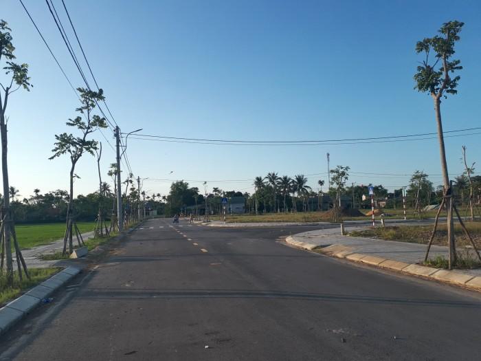 Bán đất KQH TD4 – Thuỷ Vân, mặt tiền 7,5m, đường quy hoạch 12m
