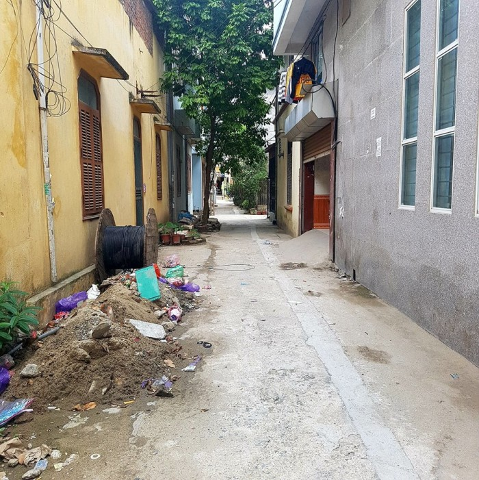 Bán đất thổ cư đường U- Học viện Nông Nghiệp Việt Nam, Thị trấn Trâu Quỳ, Gia Lâm, Hà Nội