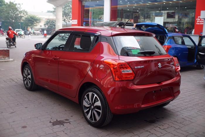 Suzuki Swift giá rẻ chỉ cần 189 tr là có xe nhập khẩu ThaiLand - năng động thể thao