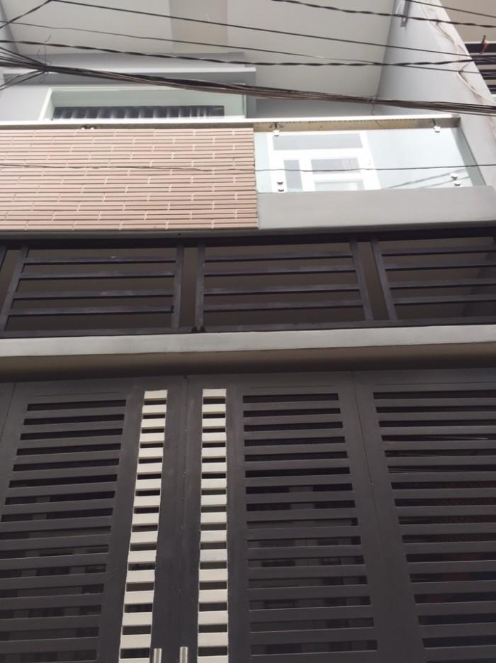 Bán nhà hẻm 329 Tân Hương, dt 4x12m,1 lầu thật, p.Tân Qúy