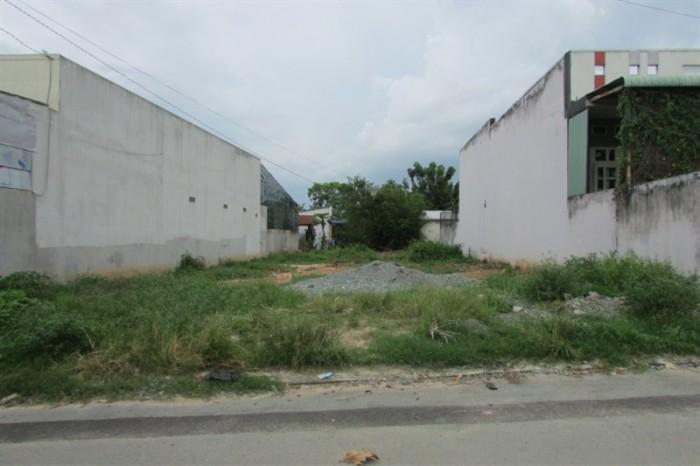 Chính chủ cần bán Đất Mặt Tiền Quốc Lộ 50, Phong Phú. 120m2 (6x20m)