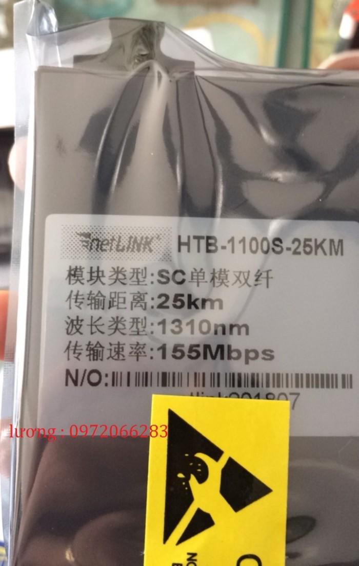 Bộ chuyển đổi Converter quang điện Netlink HTB-1100s0