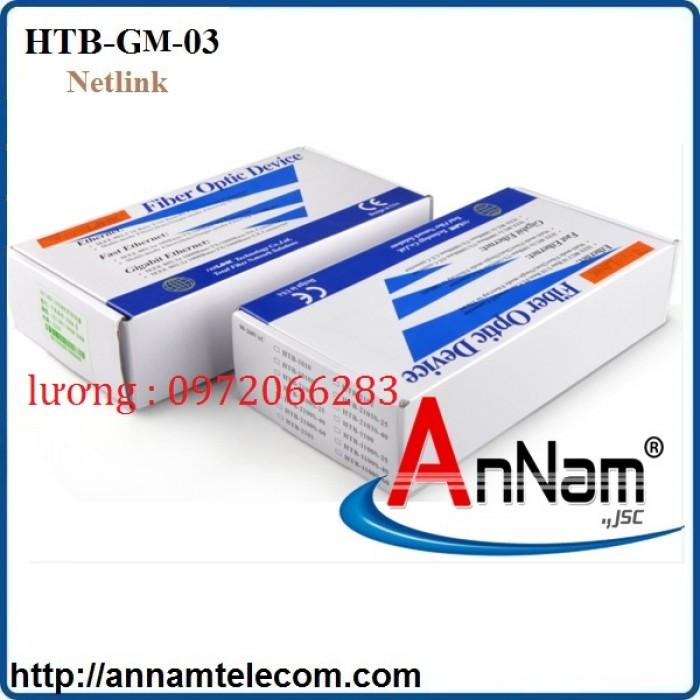 Bộ chuyển đổi coBộ chuyển đổi converter quang 1Gb Netlink HTB-GM-03nverter quang 1Gb Netlink HTB-GM-031