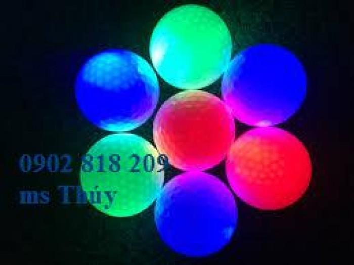 Banh golf phát sáng, banh golf sáng nhấp nháy9